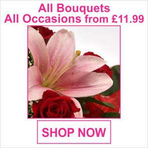 view All Bouquets From 11.99 products