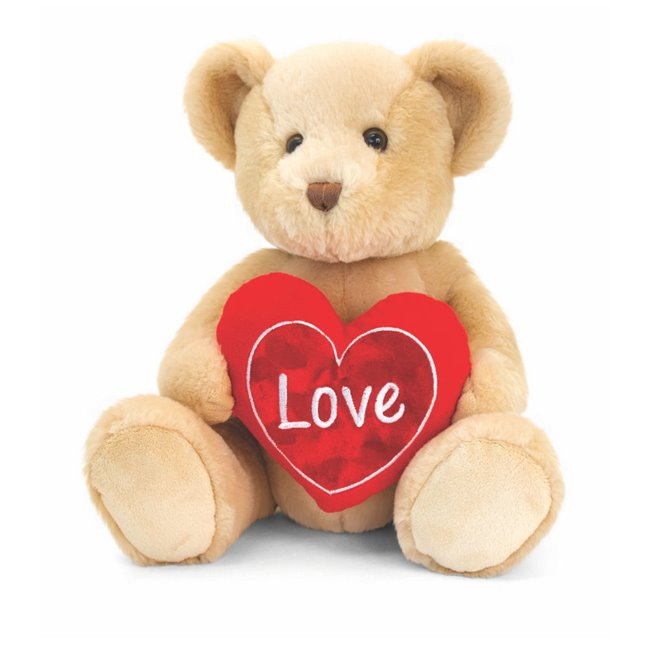 additional image for LOVE HEART BEAR