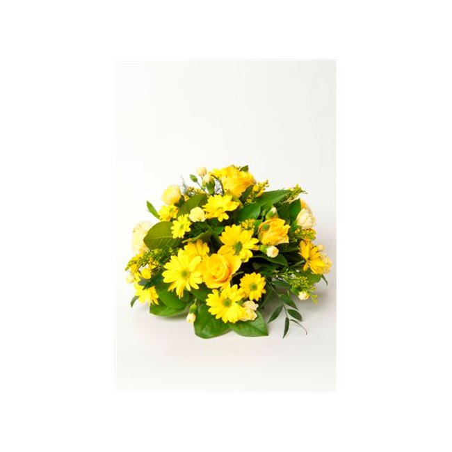 additional image for YELLOW GOLD POSY