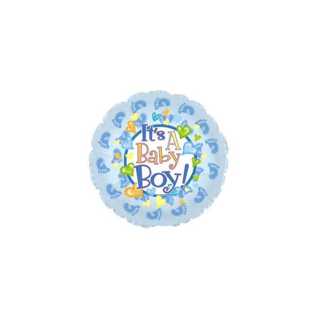 additional image for It's A Boy Balloon