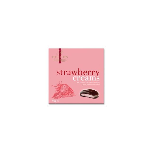 Strawberry Creams Chocolates
