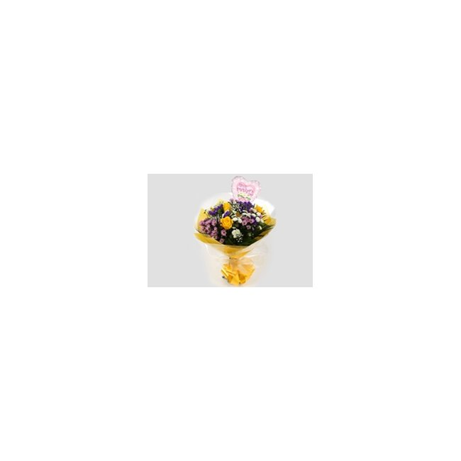 additional image for Mothers Day Balloon & Charm Bouquet