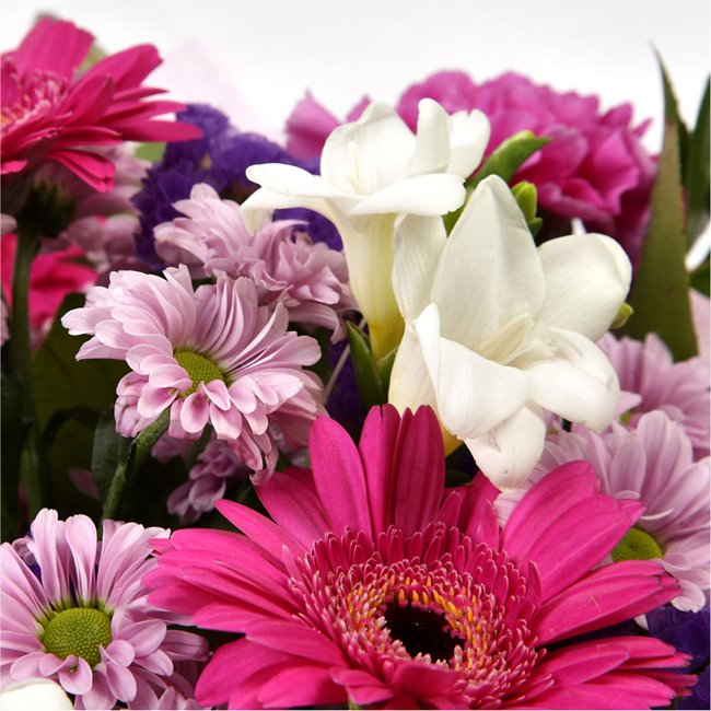 additional image for Delightful Pink Bouquet