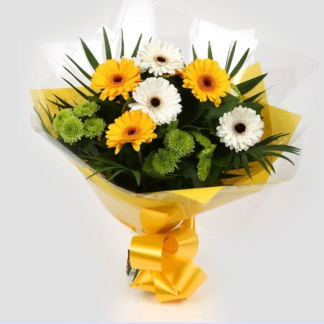 Yellow Cream Bouquet