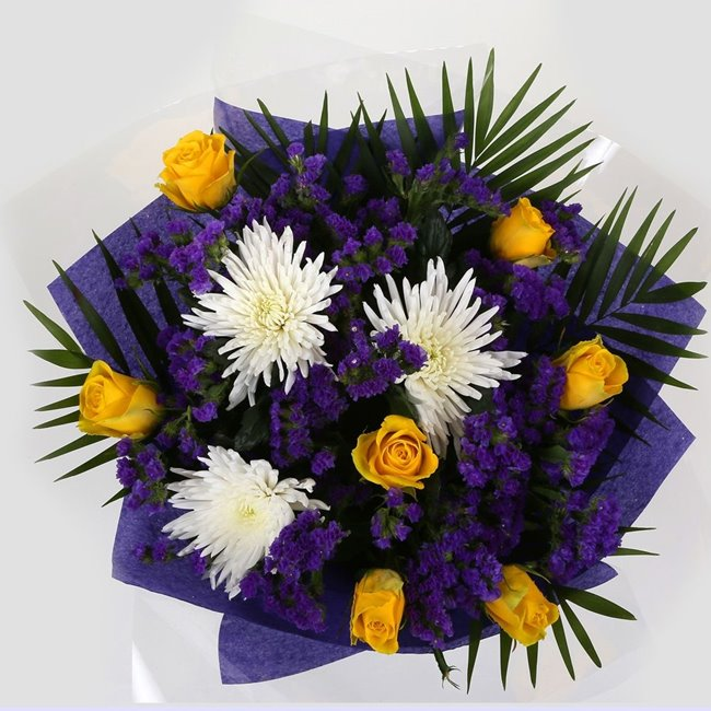 additional image for Purple Moon Bouquet
