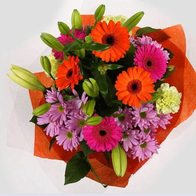 additional image for Colour Burst Bouquet
