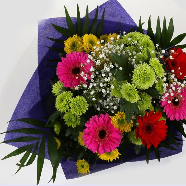 additional image for Birthday Balloon & Elegance Bouquet