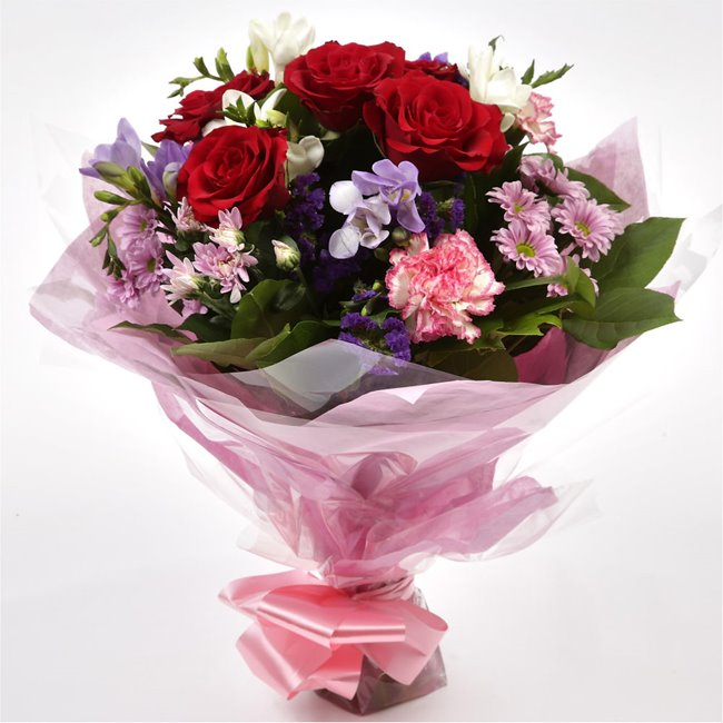 additional image for Pastel Beautiful Bouquet