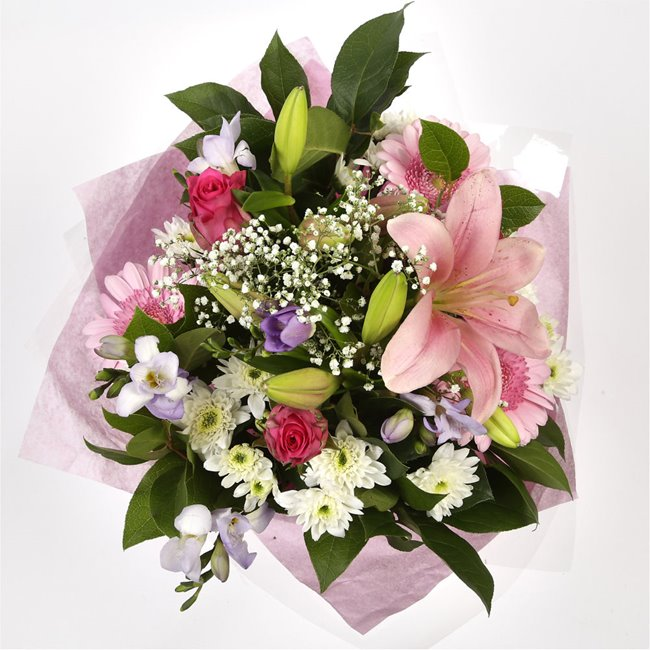 additional image for Pink Radiance Bouquet