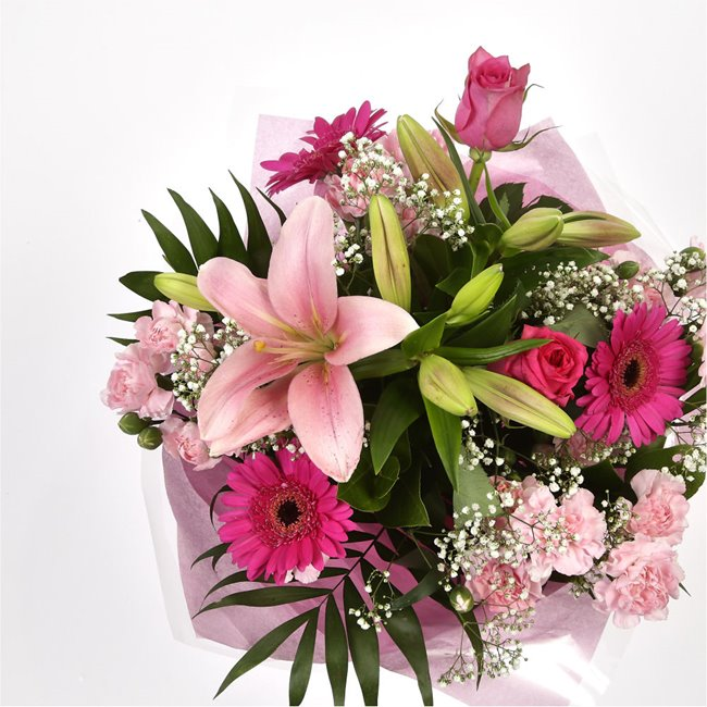 additional image for Pink Sienna Bouquet