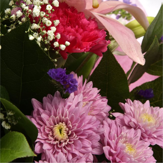 additional image for Stunning Pink Cerise Bouquet