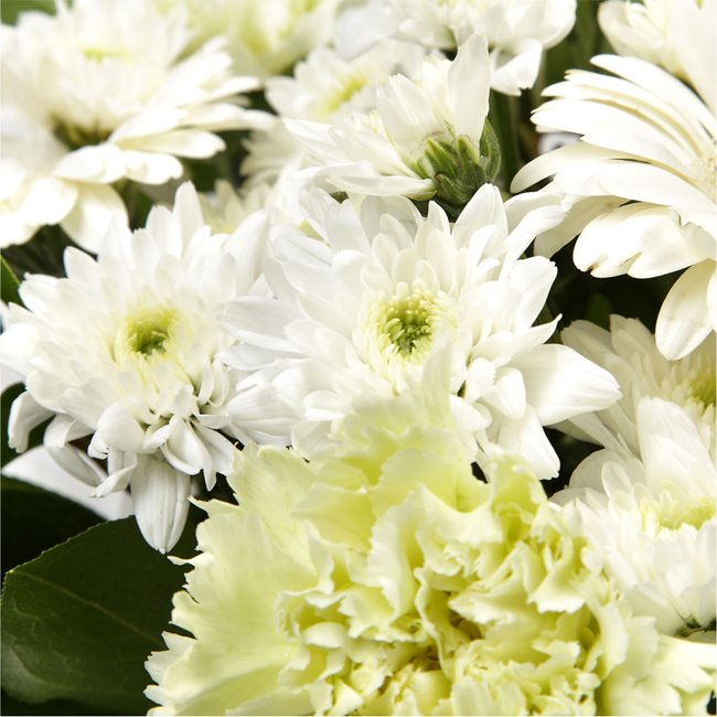 additional image for White Cream Bouquet