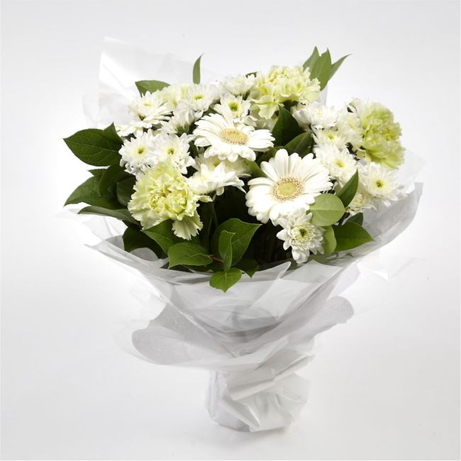 White Cream Bouquet