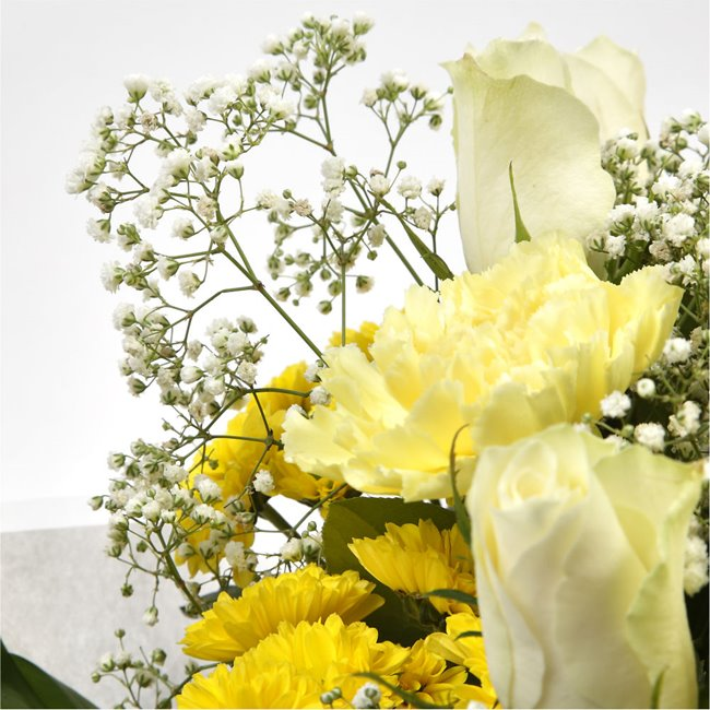 additional image for White Gold Bouquet