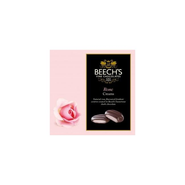 additional image for Rose Creams Dark Rose Chocolates