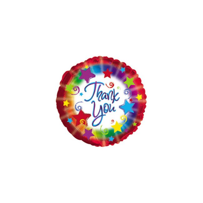 additional image for Thank You Balloon