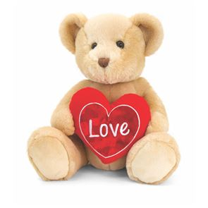 LOVE HEART BEAR