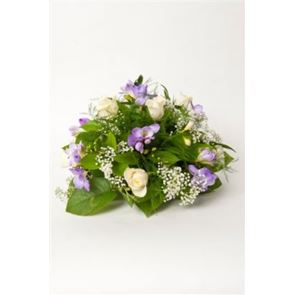 Rose & Freesias Posy