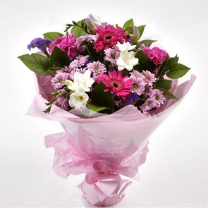 Delightful Pink Bouquet
