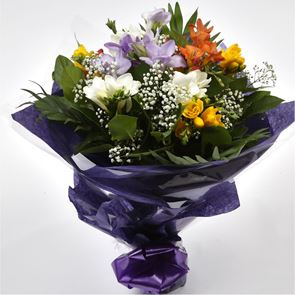 Scented Freesias Bouquet